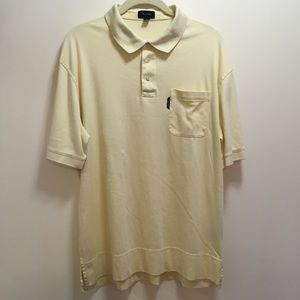 Men's M Canary Polo by Faconnable